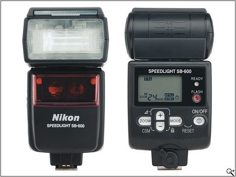 The Nikon SB600 has been discontinued from production but still remains my most versatile workhorse flash for on-camera and off-camera work.