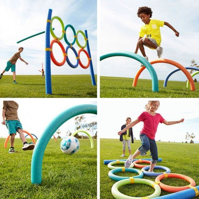 50 Outdoor Games To Diy This Summer: 17 Best Ideas About Assault Course On Pinterest