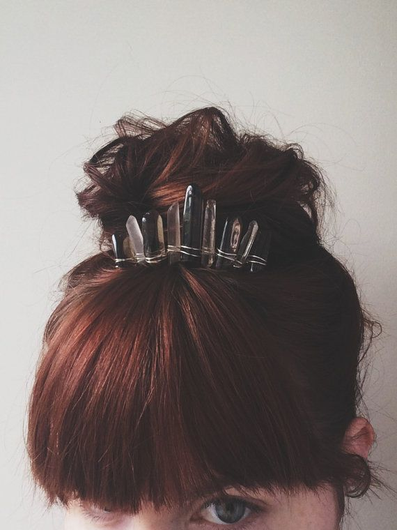 this beautiful little crown is perfect for fancy occasions or for days you just want to throw it into wild messy hair and feel like a fairy queen.