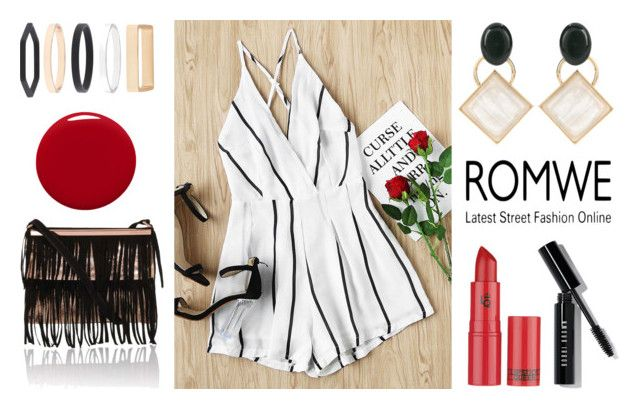"""Romwe $30 Coupon - Contest Entry"" by lovelisa1997 ❤ liked on Polyvore featuring Marni, Bobbi Brown Cosmetics, Little Mistress, Lipstick Queen, Givenchy and Accessorize"