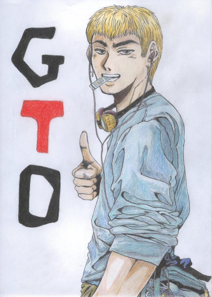 GTO Great Teacher Onizuka by Hitomura-Jiyuu.deviantart.com