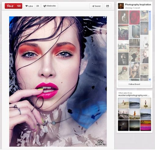 10 essential #Pinterest #boards for #photographers…
