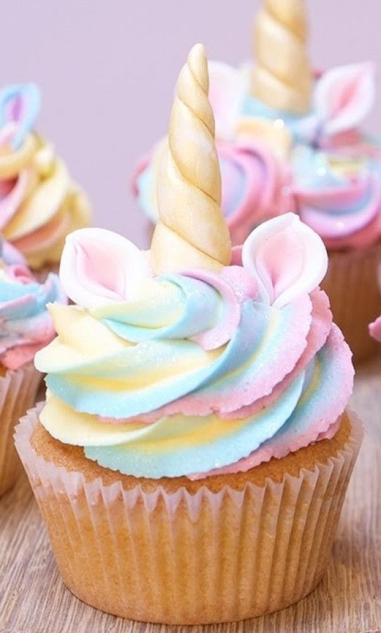 Image Result For Unicorn Cupcakes