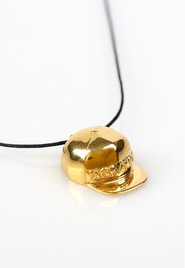 cap gold  #charm #vagrancylifestyle