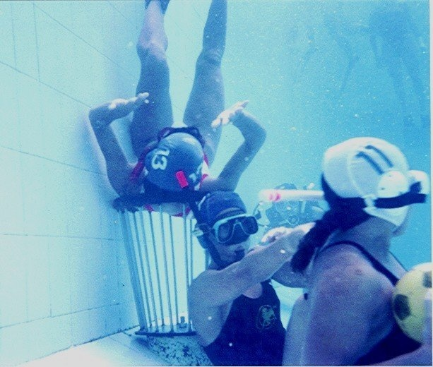 Underwater Rugby, Unterwasserrugby, Uppopallo, Rugby Subacuatico
