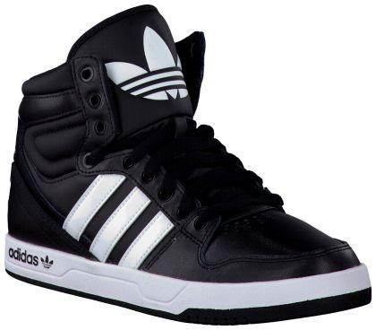 Adidas Baskets COURT ATTITUDE Noir