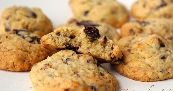 """""""En France on a tendance à croire qu'un cookie doit être croquant, alors que le vrai cookie est croustillant sur les bords, ..."""