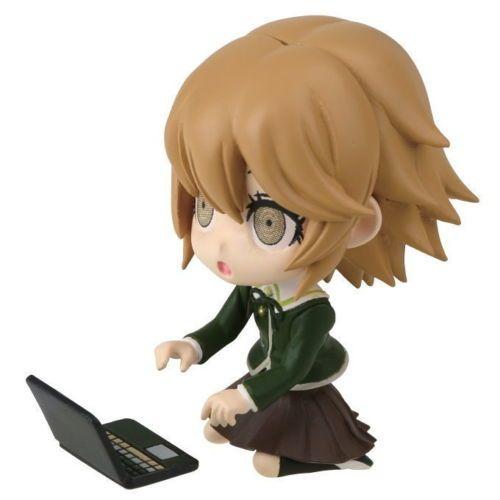 Chihiro Figure Laptop - Danganronpa The Animation Deformed Figure