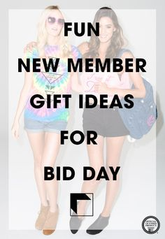 Get great gift ideas for Bid Day! If you can imagine it, ABD can make it happen. | Adam Block Design | Custom Greek Apparel & Sorority Clothes | www.adamblockdesign.com