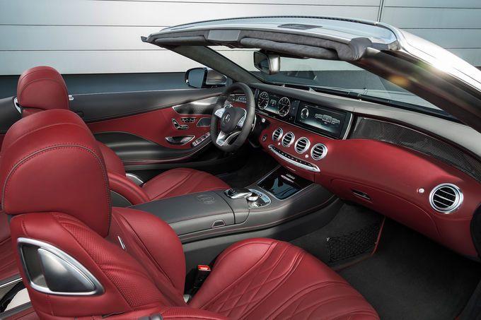 Mercedes-AMG S63 Cabrio Edition 130 2016