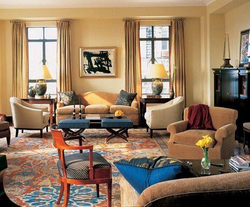 Design Legends Jed Johnson New York ApartmentsContemporary Interior