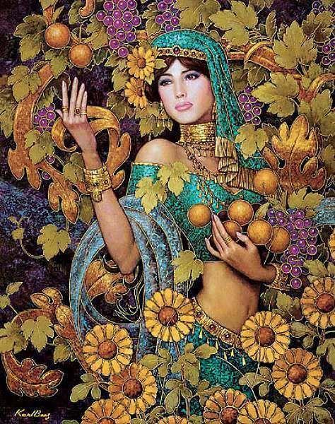 Autumn Mistress~Karl Bang: