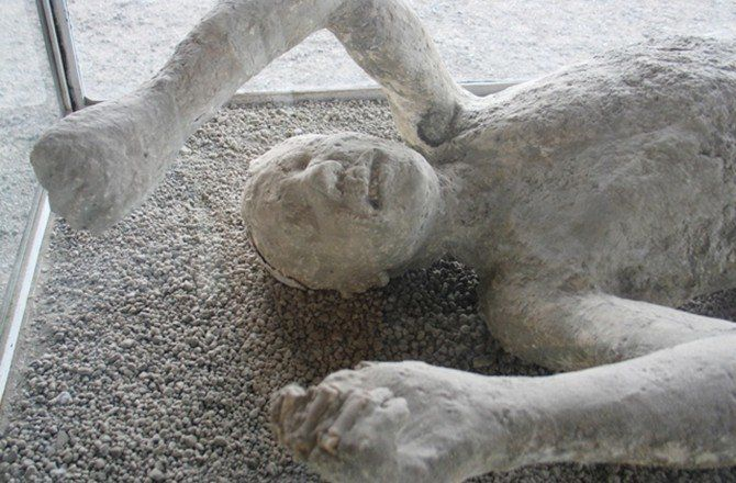 Pompeii Victims' Bodies Revealed in Scans: Photos