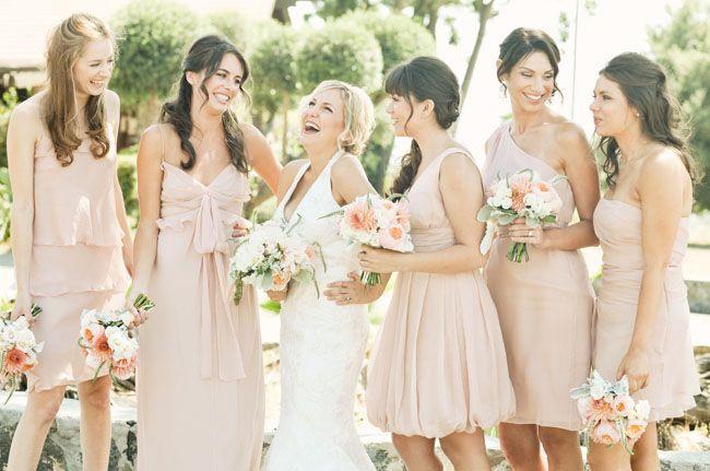 love the dresses