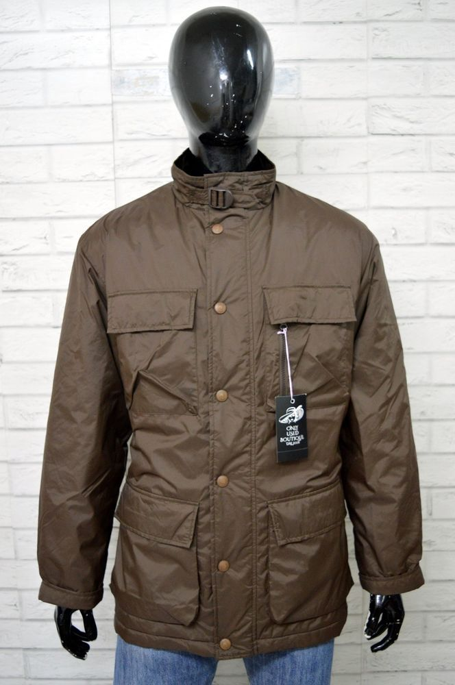 various colors 304a9 5e799 Piumino ARMANI JEANS Uomo Taglia 50 XL Jacket Giubbotto ...