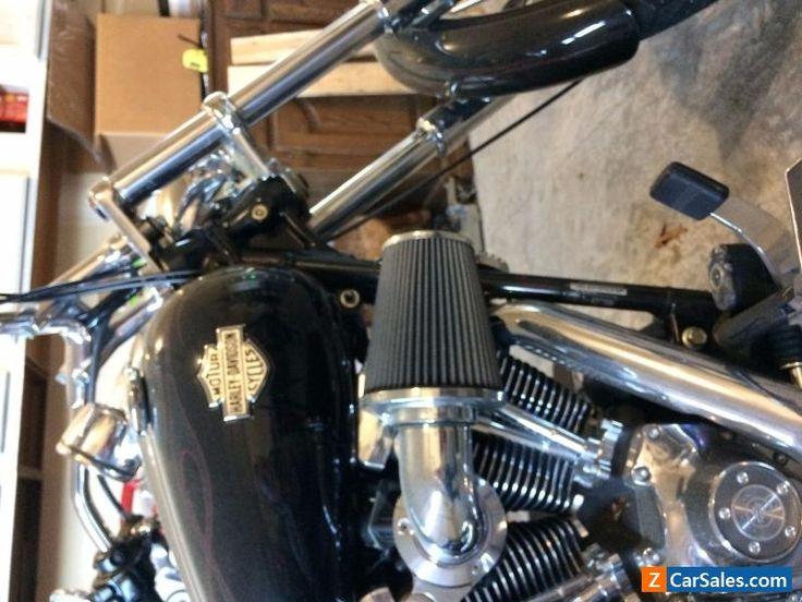 2009 Harley-Davidson Rocker C #harleydavidson #rockerc #forsale #canada