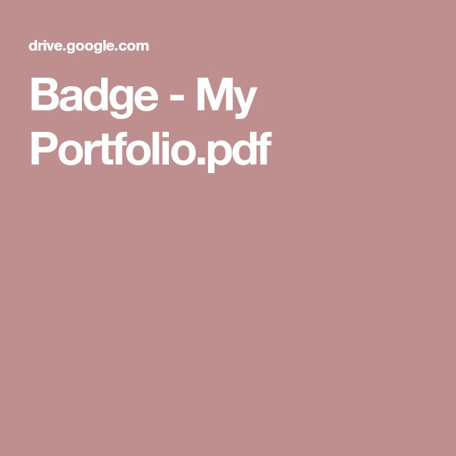 Badge - My Portfolio.pdf