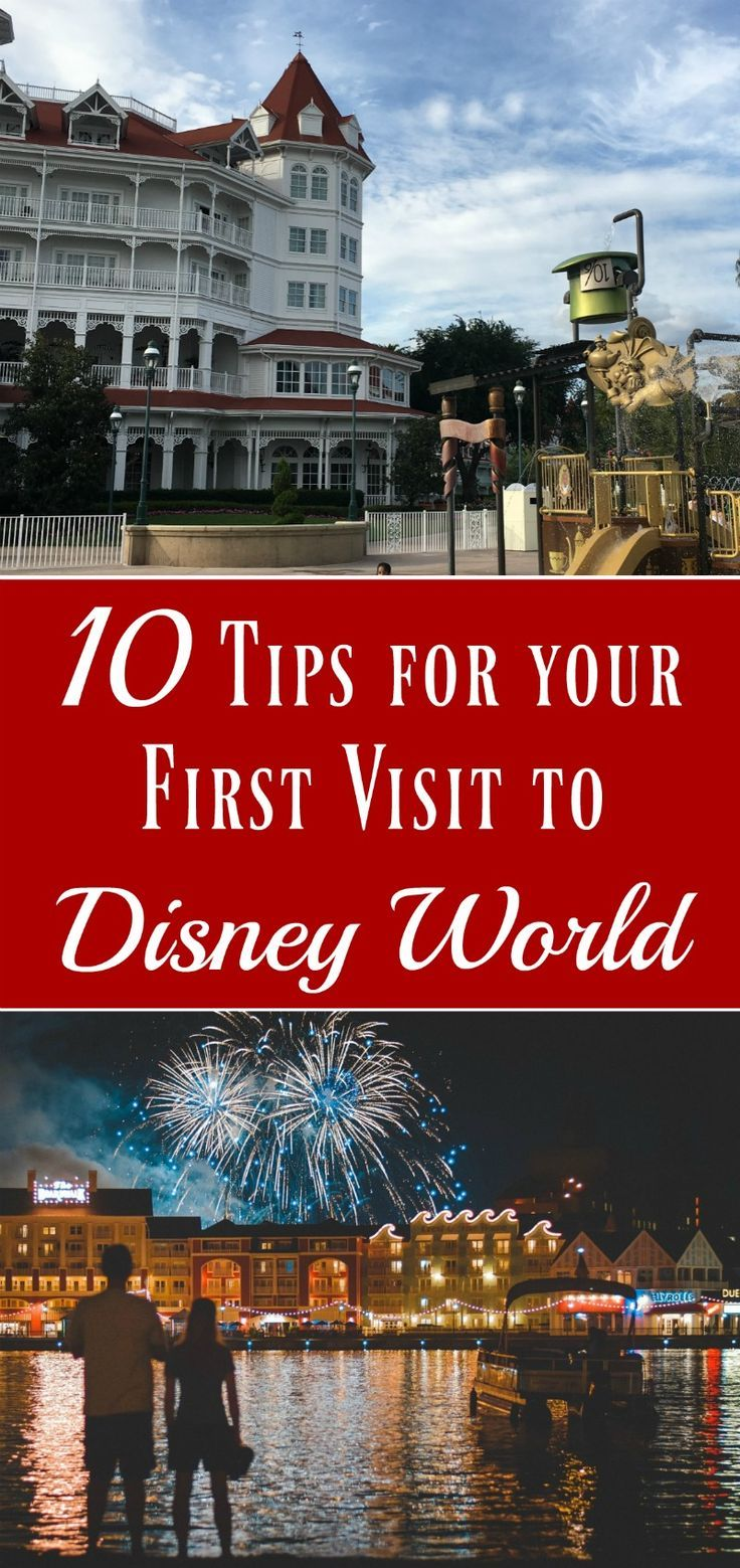 Disney World tips and tricks that will save you money & time!  Great for first time visitors.