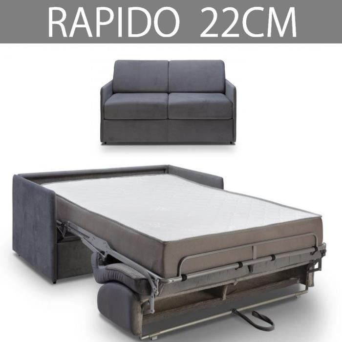 Colosse Canape Lit Rapido Inside75 Pas Cher Canape Cdiscount En
