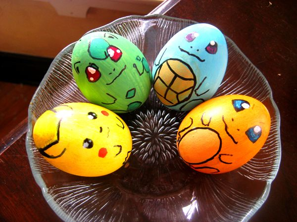 30 Creative Examples of Easter Egg Designs!