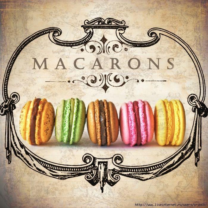 Macarons: