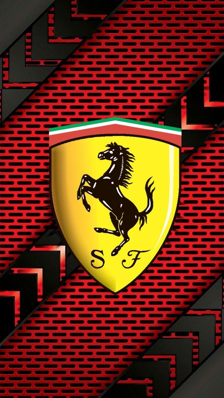 Fondo De Pantalla 2 Logotipo De Ferrari Fondos De Pantalla Gratis Fondos De Pantalla De Coches