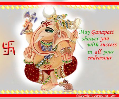 Happy Ganesh Chaturthi..