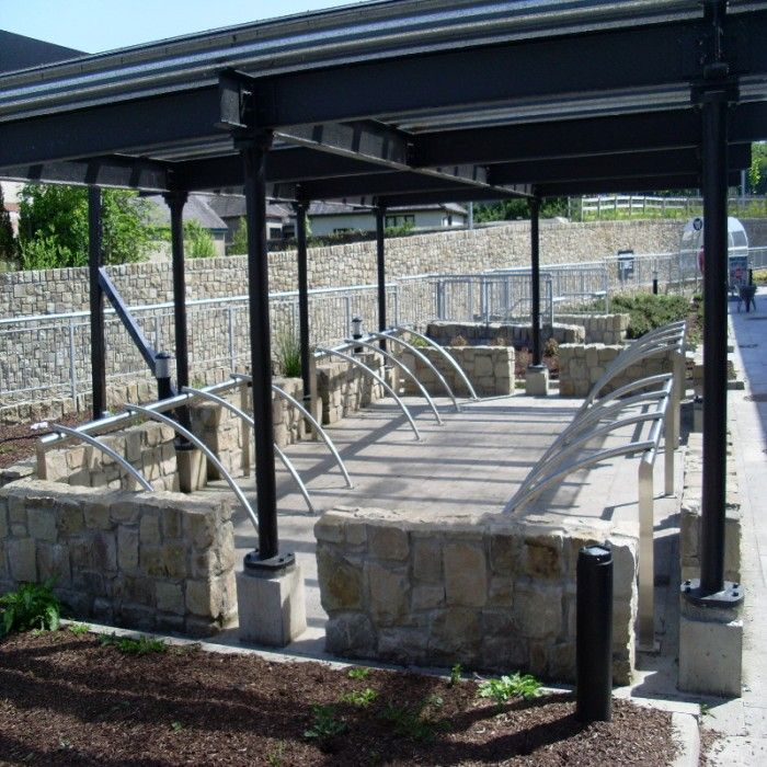 Cycle Shelter Type 5 | Larkin Street Products Manufacturers in Ireland and the UK