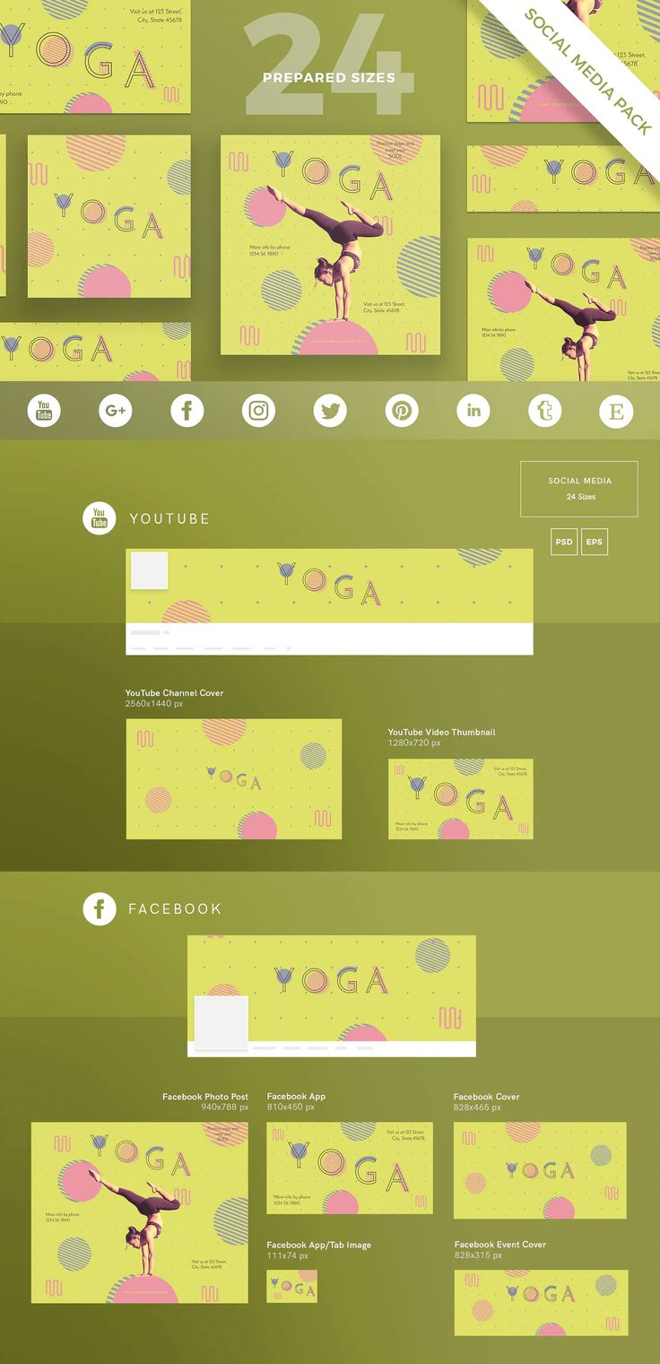 Pin on Social Media Templates