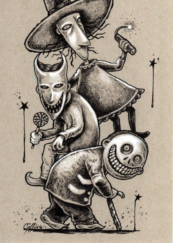 """Lock, Shock, Barrel 