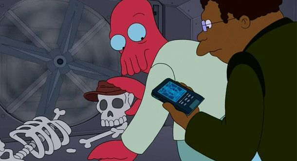 "Futurama Season 7, Episode 24 Review: ""Murder On The Planet Express"""