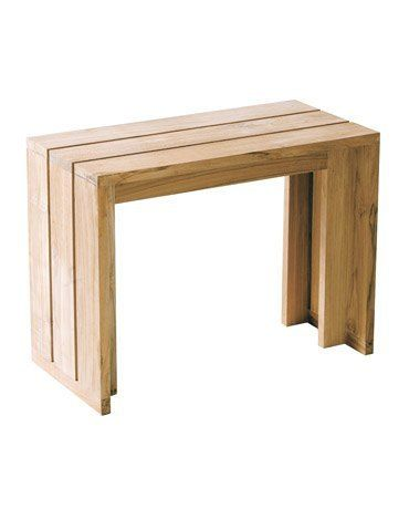 Small Oak Bathroom Bench | Oak | Indigenous