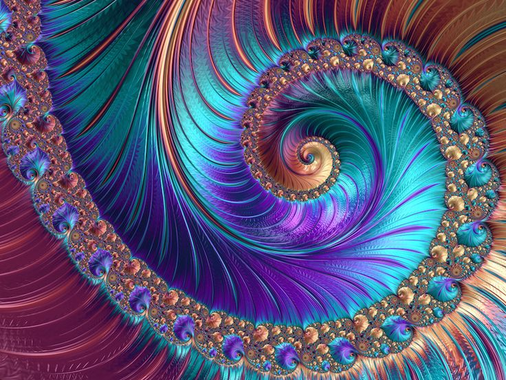 Chaotic systems are sometimes described using fractal patterns. A new theory tries to come up with a single, mathematical definition of chaos that could identify seemingly smooth situations with the potential for chaos.