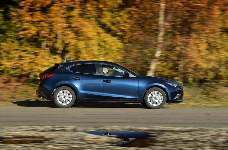 Mazda 3 Hatchback and Fastback