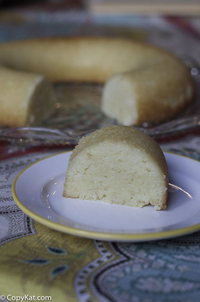 Scandinavian Almond Cake is so delicious and so easy to make.  This cake requires no frosting at all.