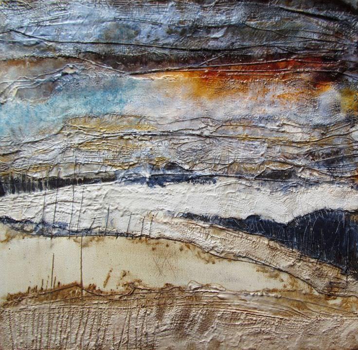 Louise O'Hara Art | Mixed Media Paintings