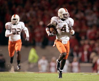 Devin Hester (2003-2005) Miami Hurricanes Football Kick and Punt Returner  >>>  click the image to learn more...
