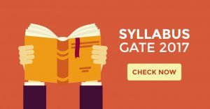GATE 2017 Syllabus and Exam Pattern Download available @www.gate.iitr.ernet.in…