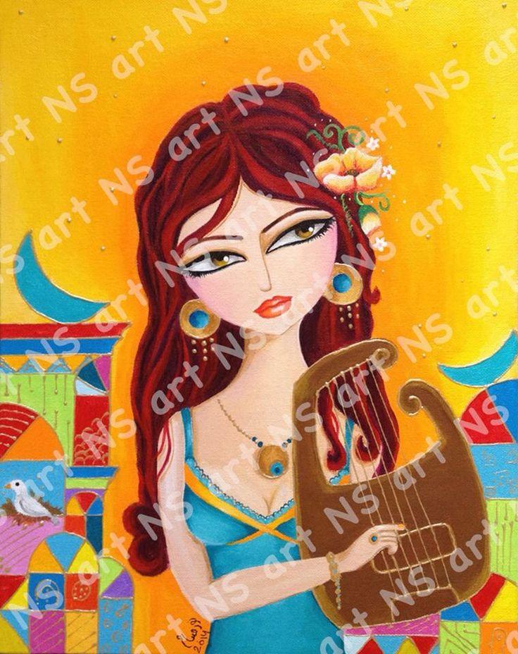 Baghdad girl by noor sabah