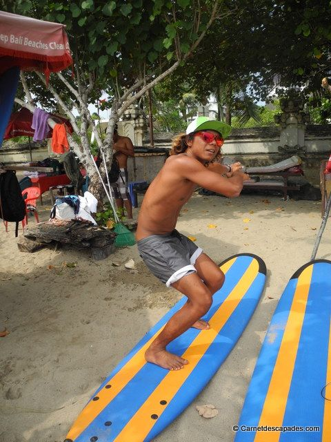 cours de surf-kuta