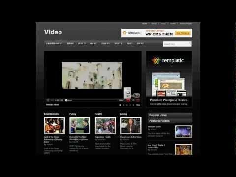 Demostración Video Página Web para Videos Autoadministrable