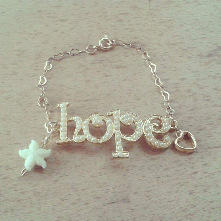 Pulsera Hope