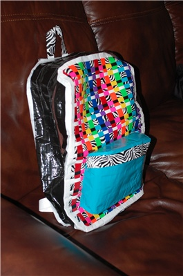 backpack of awesomness! This is definetly Julies dream backpack! Lol
