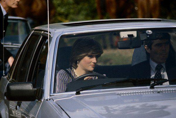 Lady Diana Spencer ,un match de polo à Windsor - Le 16 Juin 1981 _ Suite