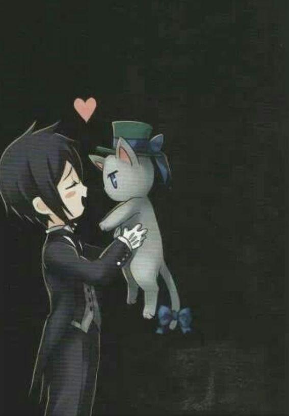 Sebastian - Black Butler.