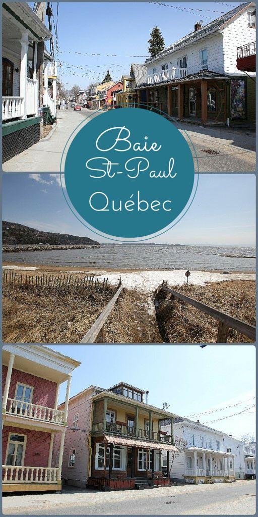 Une fin de semaine à l'hôtel La Ferme de Baie St-Paul, région de Charlevoix