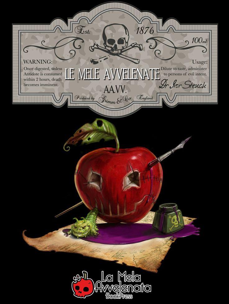 """Le Mele Avvelenate - AA.VV. Inside, my novel """"Josephine""""."""