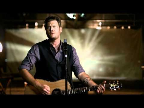 Blake Shelton - God Gave Me You.... I walked down the isle to this song.