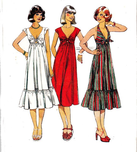 1970s Vintage Sewing Pattern Style 1944 by allthepreciousthings, $8.00