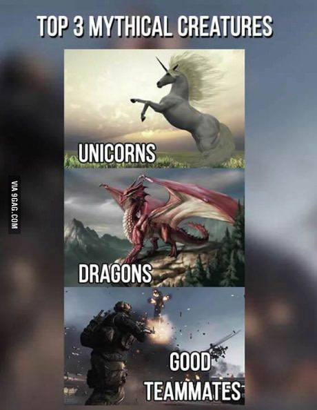 I thought it was actually going to be mythical creatures and it was.